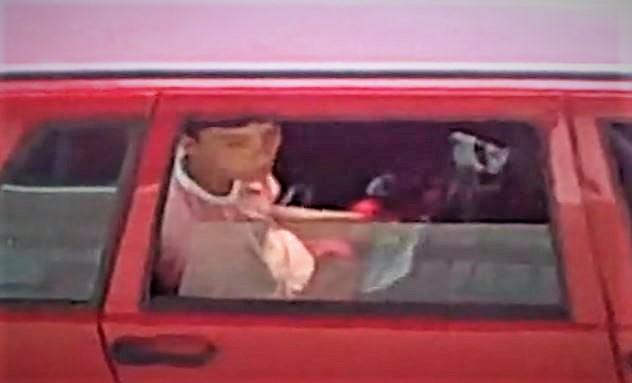 Spy Cam 18 Wank in Car