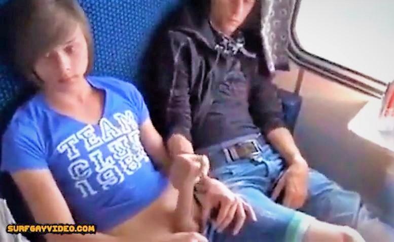 BlowJob on Oriental Express